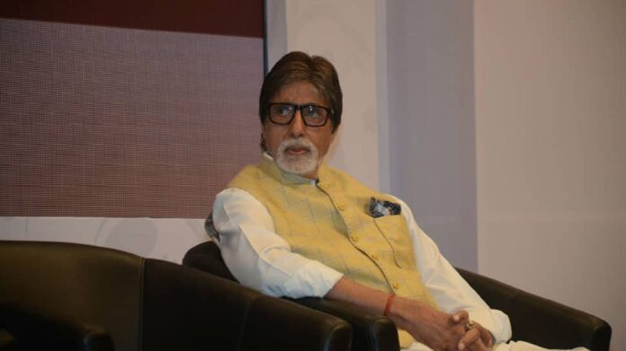 Amitabh Bachchan, currently recovering from coronavirus, shares another post from hospital
